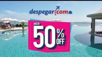 Despegar.com Spring Break Sale TV Spot, 'Rompe el hielo y viaja' [Spanish] - Thumbnail 2