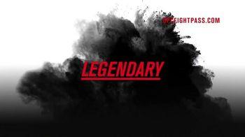 UFC Fight Pass TV Spot, 'Silva vs Bisping: Legendary Lives On' - Thumbnail 4