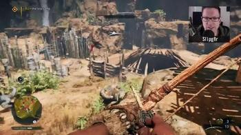 Far Cry Primal TV Spot, 'Youtuber Reactions' - Thumbnail 5