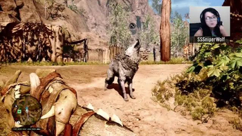 Far Cry Primal TV Spot, 'Youtuber Reactions' - Thumbnail 6