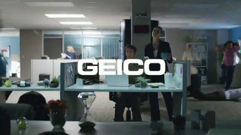 GEICO Mobile App TV Spot, 'Hack Attack: Oddly Appropriate Segues' - Thumbnail 7