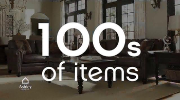 Ashley Furniture Homestore Anniversary Sale TV Spot, 'Hundreds of Items' - Thumbnail 5