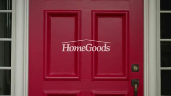 HomeGoods TV Spot, 'No Place Like Your Home' Song by Dan Croll - Thumbnail 1