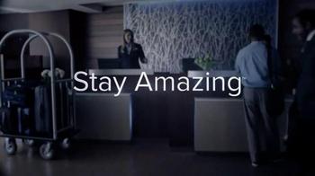 Fairfield Inn & Suites Hotels TV Spot, 'Obstacle' Featuring Kacy Catanzaro - Thumbnail 5