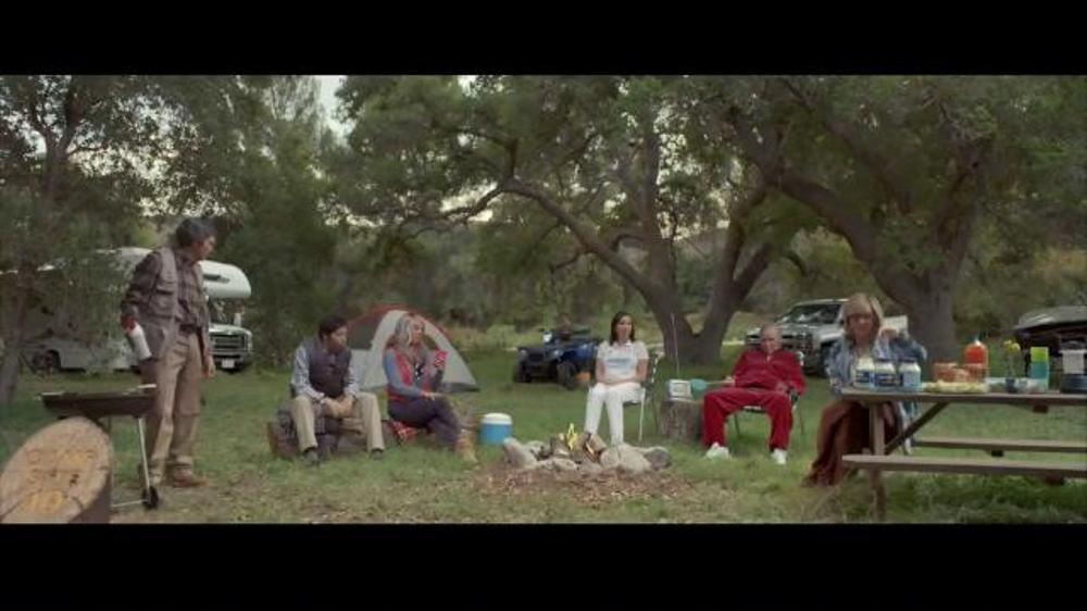 Progressive TV Commercial, 'Flo's Family: Park Ranger Mark'
