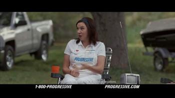 Progressive TV Spot, 'Flo's Family: Park Ranger Mark' - Thumbnail 6