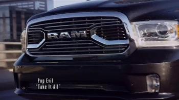 Ram Truck Month TV Spot, 'Urban Race: 1500' Song by Pop Evil - Thumbnail 1