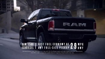 Ram Truck Month TV Spot, 'Urban Race: 1500' Song by Pop Evil - Thumbnail 3