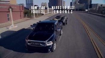 Ram Truck Month TV Spot, 'Urban Race: 1500' Song by Pop Evil - Thumbnail 4