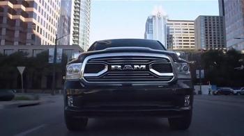 Ram Truck Month TV Spot, 'Urban Race: 1500' Song by Pop Evil - Thumbnail 7