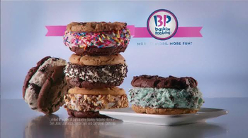 Baskin-Robbins Warm Cookie Ice Cream Sandwich TV Spot, 'Crave' - Thumbnail 9