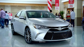 Toyota 1 for Everyone Sales Event TV Spot, 'Back-Up Camera' - Thumbnail 2