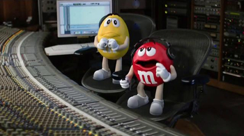 M&M's TV Spot, 'Candyman' Featuring Zedd, Aloe Blacc - Thumbnail 2