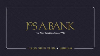 JoS. A. Bank Stock-Up Sale TV Spot, 'Suits, Polos and More' - Thumbnail 5
