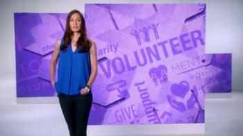 The More You Know TV Spot, 'Time' Featuring Sarah Wayne Callies - Thumbnail 1