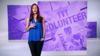 The More You Know TV Spot, 'Time' Featuring Sarah Wayne Callies - Thumbnail 3