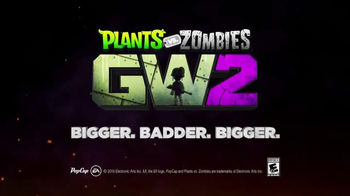 Plants vs. Zombies: Garden Warfare 2 TV Spot, 'Corn Training Montage' - Thumbnail 8