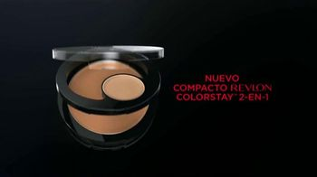 Revlon ColorStay 2-in-1 TV Spot, 'Elige amor' con Halle Berry [Spanish] - Thumbnail 3