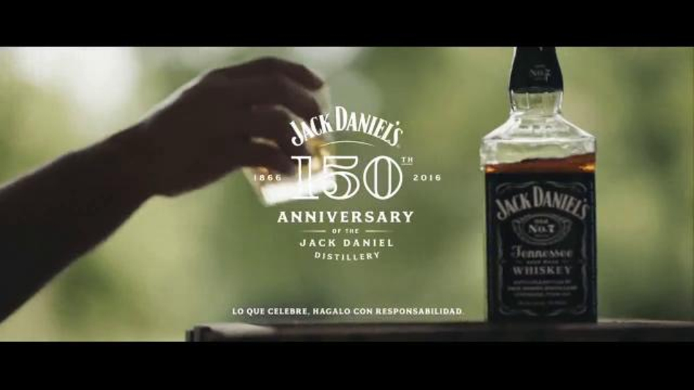 Jack Daniel's Tennessee Whiskey TV Commercial, 'Aniversario'