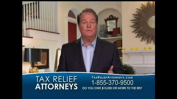 Tax Relief Attorneys TV Spot, 'Get Relief' - Thumbnail 1