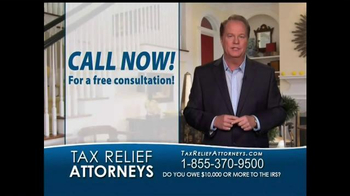 Tax Relief Attorneys TV Spot, 'Get Relief' - Thumbnail 5