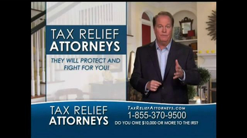 Tax Relief Attorneys TV Spot, 'Get Relief' - Thumbnail 2