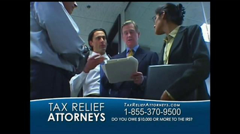 Tax Relief Attorneys TV Spot, 'Get Relief' - Thumbnail 3