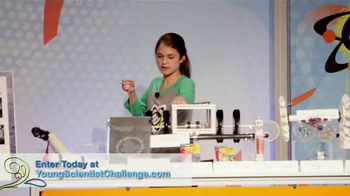 Discovery Education TV Spot, '2016 Young Scientist Challenge'