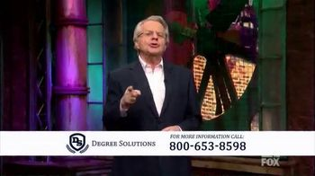 Degree Solutions TV Spot, 'Did You Know?' Featuring Jerry Springer - Thumbnail 3