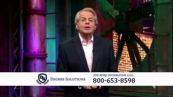 Degree Solutions TV Spot, 'Did You Know?' Featuring Jerry Springer - Thumbnail 4