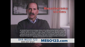 MesoLawyersCare TV Spot, 'Information and Answers' - Thumbnail 2