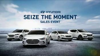Hyundai Seize the Moment Sales Event TV Spot, 'SUV Combo' - Thumbnail 8