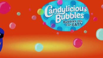 Candylicious Bubbles TV Spot, 'Bubbles You Can Eat' - Thumbnail 1