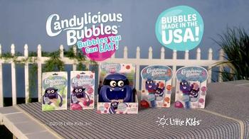 Candylicious Bubbles TV Spot, 'Bubbles You Can Eat' - Thumbnail 8