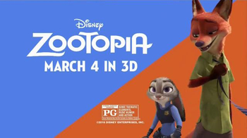 GoGurt TV Spot, 'Zootopia: Sloths' - Thumbnail 9