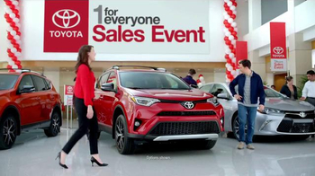 Toyota 1 for Everyone Sales Event TV Spot, 'Errands' - Thumbnail 1