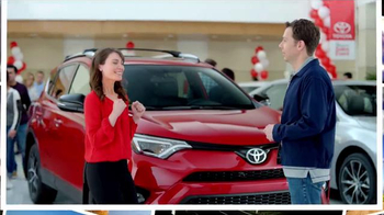 Toyota 1 for Everyone Sales Event TV Spot, 'Errands' - Thumbnail 8