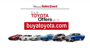 Toyota 1 for Everyone Sales Event TV Spot, 'Errands' - Thumbnail 7