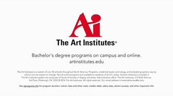 The Art Institutes TV Spot, 'Bring on Your Opinions' - Thumbnail 5
