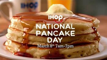 IHOP National Pancake Day TV Spot, 'Children's Miracle Network' - Thumbnail 5