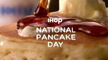 IHOP National Pancake Day TV Spot, 'Children's Miracle Network' - Thumbnail 1