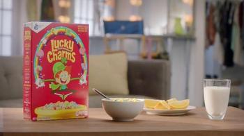 Lucky Charms TV Spot, 'Nickelodeon: Kids' Choice Awards' Ft. Addison Riecke - Thumbnail 7