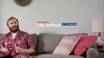 GEICO TV Spot, 'Nick@Nite: Rick's Stuff' - 7 commercial airings