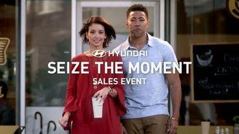 Hyundai Seize the Moment Sales Event TV Spot, 'Sedan Combo' - 590 commercial airings