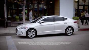 Hyundai Seize the Moment Sales Event TV Spot, 'Sedan Combo' - Thumbnail 4