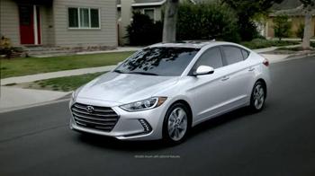 Hyundai Seize the Moment Sales Event TV Spot, 'Sedan Combo' - Thumbnail 7