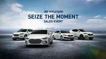 Hyundai Seize the Moment Sales Event TV Spot, 'Sedan Combo' - Thumbnail 8