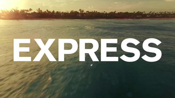 Express TV Spot, 'Express Yourself' Ft. Natasha Poly, Song by Neneh Cherry - Thumbnail 1