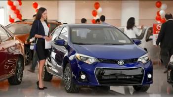 Toyota Evento de Ventas Para Todos TV Spot, 'Carro azul' [Spanish] - 345 commercial airings