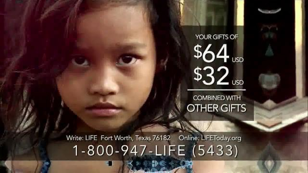 LIFE Outreach International TV Commercial, 'Child Slaves'
